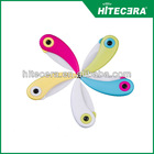 HITCERA Colorful ceramic pocket knife FDG&FLGB ceratificate