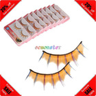 Cheap! 10 Pairs Synthetic Fiber Lashes Eyelash Extensions