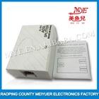 Good quality ADSL Splitter Adapter Telephone Splitter