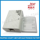 Good quality ADSL Splitter Adapter Telephone Splitter
