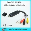 EasyCAP USB2.0 Video Adapter with Audio