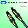 toslink optical cable,polyester fiber