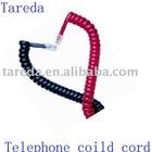 Telephone handset Cord