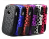 Mesh Silicone 2 in 1 Case for blackberry curve 8520