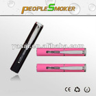 Repeated Use Atomizers White Electronic Cigarette For Smoker's Gift
