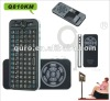 Fly/Air Mouse Keyboard with IR Remote