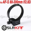Tripod Mount Ring for NIKON AF-S 80-200mm f/2.8D F2.8 D ED