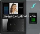 Face Reader Time Attendance Machine With TCP/IP, USB and RS232 communications BS-Face702
