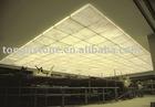 translucent ceiling panel