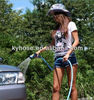 Flexible Braided pvc garden hose as seen on tv