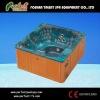 Perfect acrylic pool