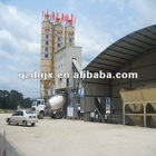 Two shaft compusory Concrete Mixing Batch Plant