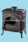Cast iron Multifuel fireplacE