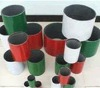 Grade J55 tubing and casing couplings