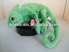 2012 custom plush lizard soft toy