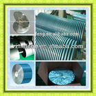 blue aluminum mylar tape/ blue al pet tape for cable SGS ISO9001 14001