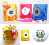 Colorful promotion pen holder water clock