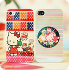 New arrival for iphone 5 Hello Kitty case,many designs available,K1563