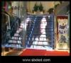 outdoor full color led stairway screen