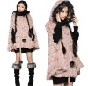 Fashion winter clothes women 2012