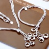 925 silver jewelry set FS002