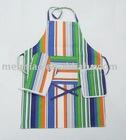 canvas apron set