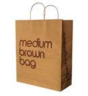 2012 kraft paper shopping bag