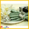 promotional high quality napkin buckle for wedding souvenir