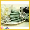 promotional high quality napkin buckle for wedding souvenir