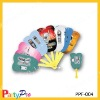 Printed PP fan for sals promotion