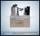 Flake Ice Machine KP10 (1000kg/day) With Ice Bin For Fishery/Seafood