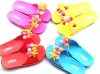 2011 new arrival EVA slipper Grape Flip Flops
