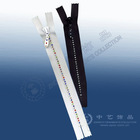 (ZP-1_05) Rhinestone zipper, shoe accessories & decorations