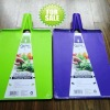 Folding chopping board with handle,plastic cutting board