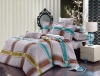 silk/cotton bed cover