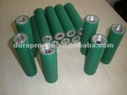 Nitrile rubber coated industrial guide roller, PU Roller
