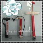 different size bicycle air hand pump/bike air pump