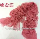 2013 Fashion Solid color Long Silk Modal Hijab
