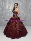 Custom-made Quinceanera evening dress