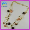 2012 hot sale sweater chain designs for lady