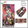 wholesale oblong silk scarves