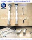 Stabilizer legs for camper trailer & RV 2012