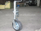 Big 10 inch wheel Jockey wheel for camper trailers