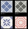 Factory price irregular shape 300 * 300 ceramic tile non slip floor tiles