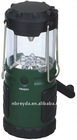 5 Led Dynamo Lantern 20cm Height