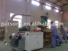 aluminium foil food container production line auto wastage collector