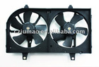 auto radiator fan for NISSAN