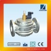 DN50 automatic shut-off solenoid valve for gas(AC220Vor DC24V)