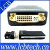 USB to DVI/VGA/HDMI Ultra High Definition Display adapter 2048*1152