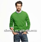 mens green cardigan sweater
